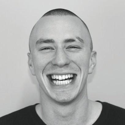 Dan Garrett headshot