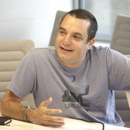 Saul Klein headshot